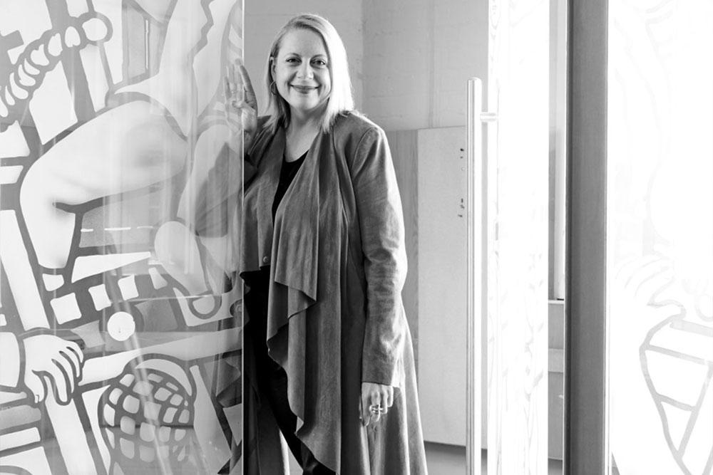CEO of Women's Community Shelters, Annabelle Daniel OAM   Pillow Talk