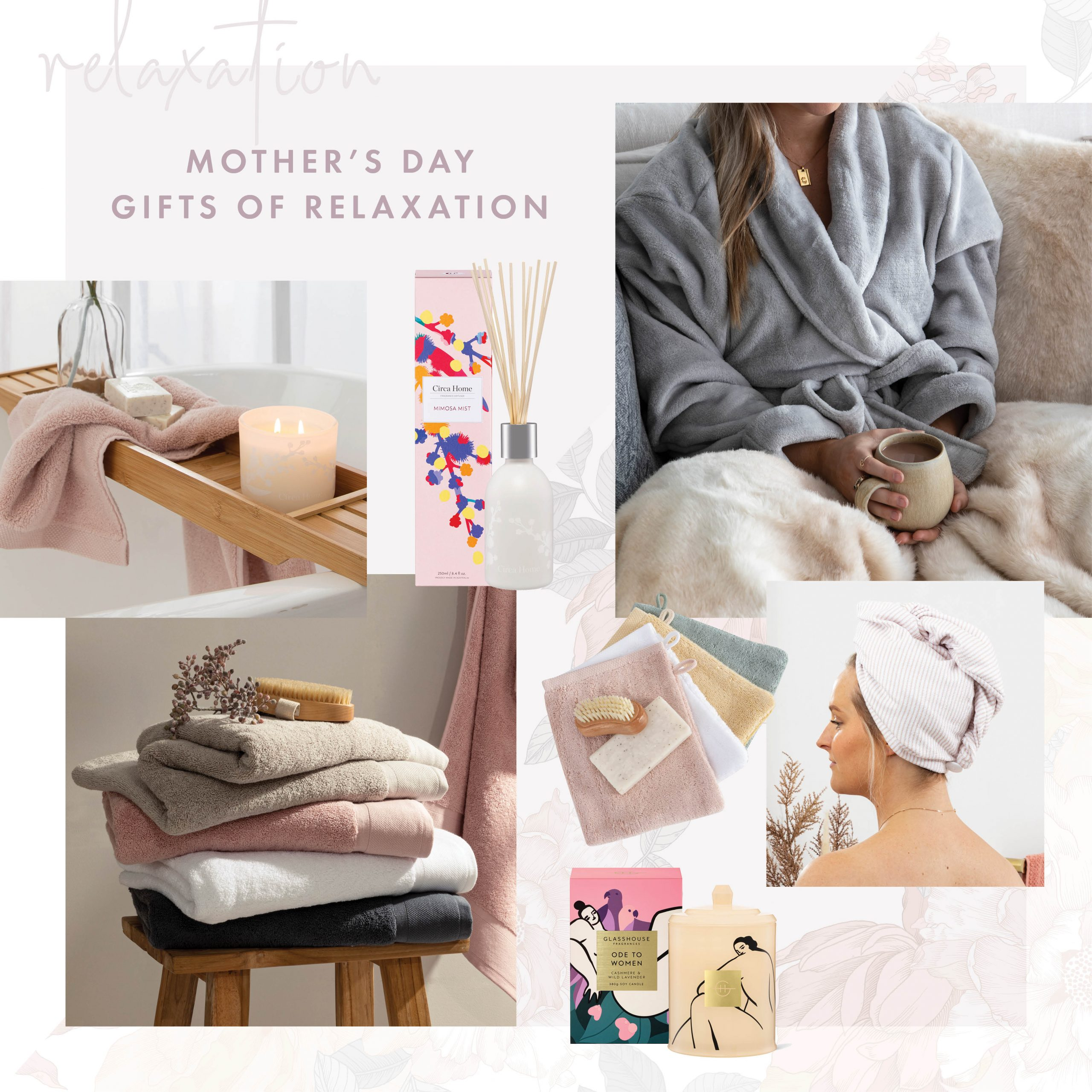 Mother's Day gift guide   Mother's Day Gift Ideas 2021   Pillow Talk