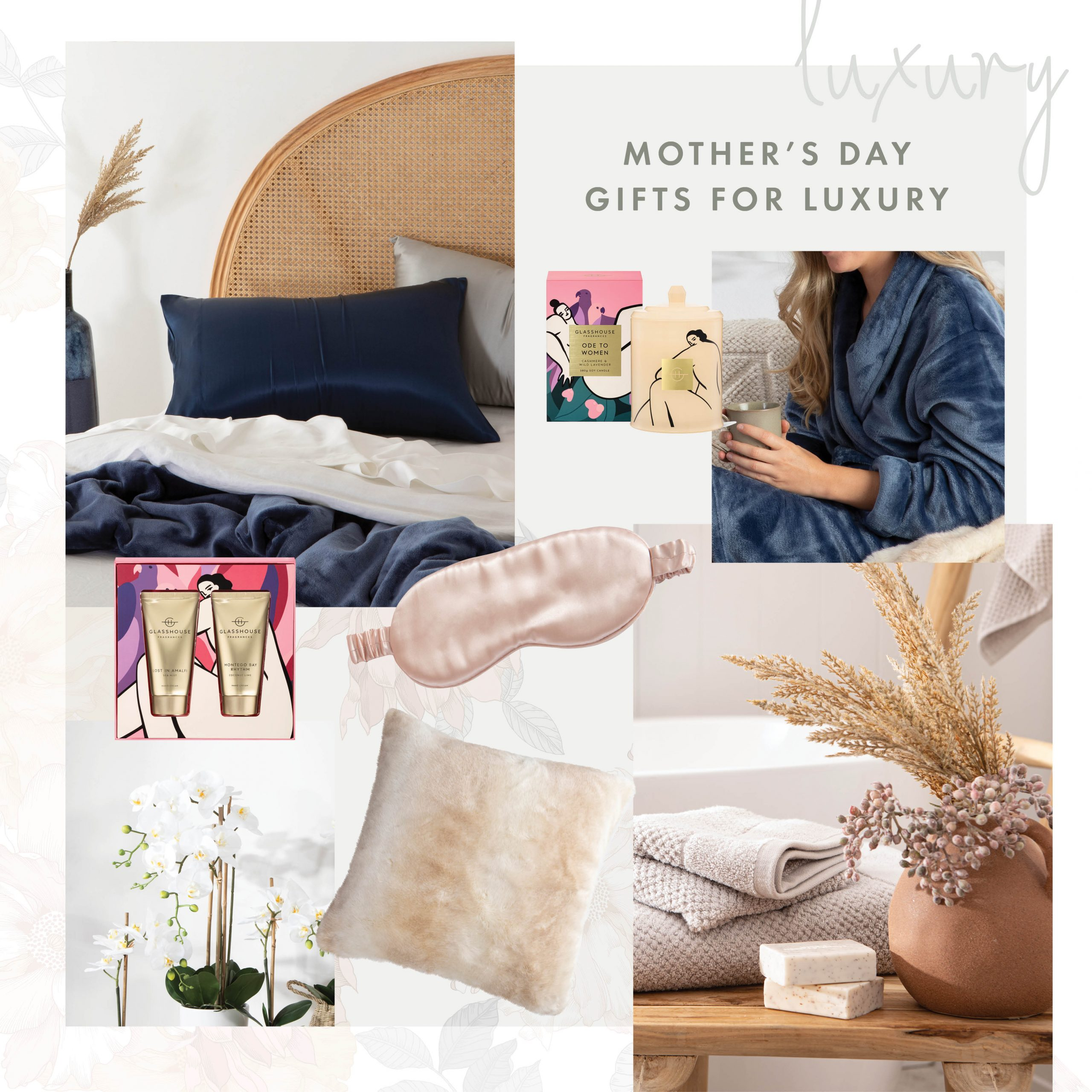 Mother's Day gift guide   Pillow Talk