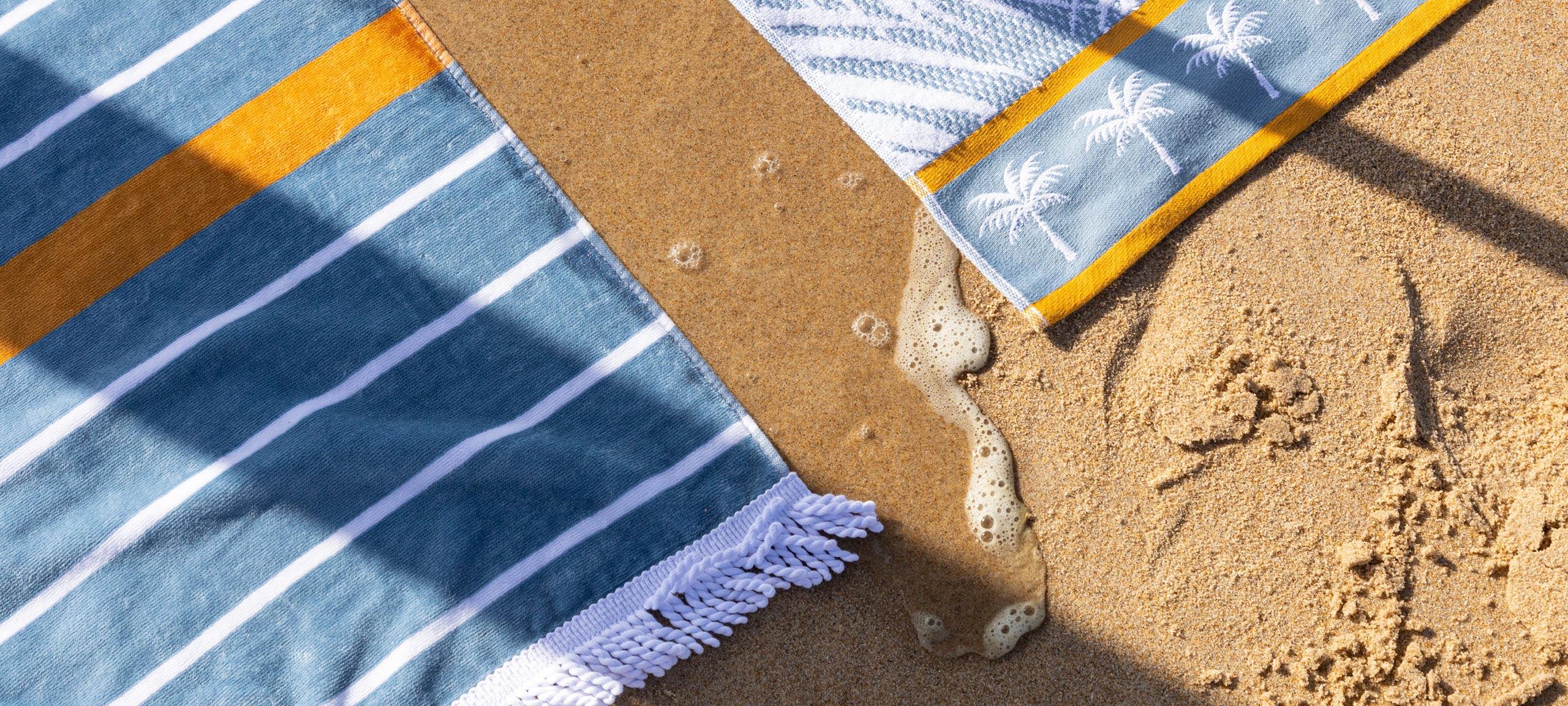Pillow Talk beach towels