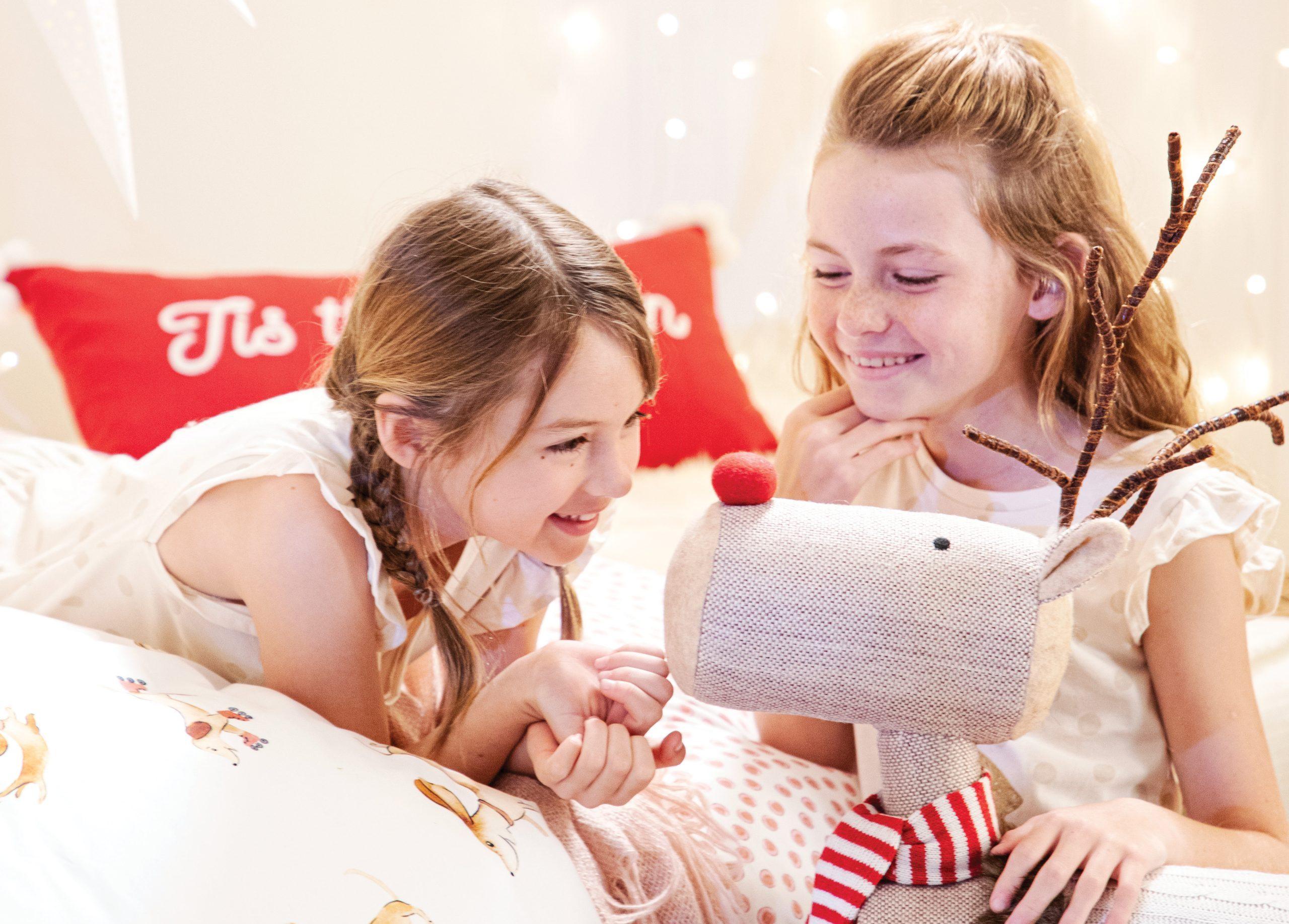Magical Christmas memories and pillow talk